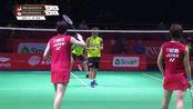 福岛由纪 广田彩花 vs 波莉 拉哈尤 亚洲团体锦标赛 女团1/4决赛