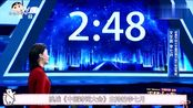 主持人大赛:李七月模仿董卿,全程高能演讲,与蔡紫上演冠军战