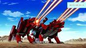爆裂飞车兽神合体:没想到疾影风天马组合,挫伤潘萨锐气,好样的