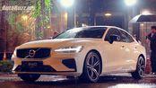 【中文】2019全新沃尔沃Volvo S60 T8 R-Design的五项须知