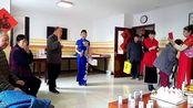 福爱深达(北京)健康管理发展有限公司与无忧之家老年艺术团演出