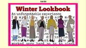 12:30 LOOK BOOK:163cm/52kg冬季一周穿搭