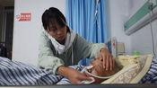 60多岁父亲摔伤,住院一个多月,两兄妹轮流照顾