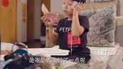 爸爸有事要出门让儿子自己在家写作业,结果爸爸反被儿子套路!