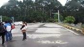 2013年福建省厦门后溪驾驶员考试科目二考场