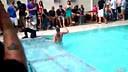 选美大赛上比基尼[www.shimajiancai.com]美女摔了一跤