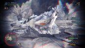 怪物猎人世界冰原 TA规则麒麟3分48秒 通常弹重弩