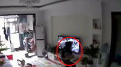 四川宜宾珙县突发5.6级地震!持续晃动10多秒 女子抱孩子紧急逃生