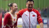 单日喜获4金!中国体操队世界杯首日大捷,翁浩0.033分险胜夺冠(1)