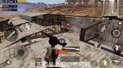 刺激战场:沙漠皮卡多不需要刚枪,在拳击馆这里当lyb吧