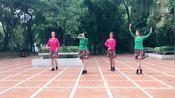 中老年姐妹广场舞《相恋》动作标准统一