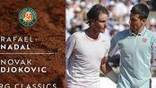 2013法国网球公开赛男单半决赛 纳达尔vs德约科维奇