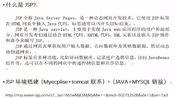 01_JSP环境搭建(Myecplise连接tomcat)+(JAVA连接MYSQL)