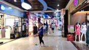 逛怀化中心商业步行街,湖南省最大,美女也多