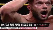 WWE美式摔跤娱乐 NXT344期 芬-巴洛尔vs.中邑真辅