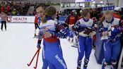 还是那么可怕!男女混合2000米接力维克多安绝杀中国队率俄罗斯摘金