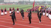 【洛阳一高】2019第十五届体育节开幕式高二八班节目《BANGBANGBANG》