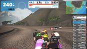 2020.02.25 3R Volcano Circuit Sprint Flat Race - 1 Lap (6.6km/4.1mi 20m) (A)