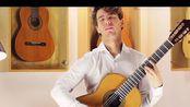 【古典吉他】Domenico Scarlatti - Sonata K178 - played by José Carlos Carreiro