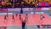 CUVA大学生排球北方女北京体育大学V S兰州大学