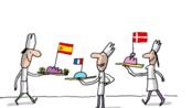 法餐为什么好吃?你了解法餐吗?2分钟为你科普法餐【中法字幕】[法语科普小动画·每日一问