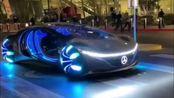 梅赛德斯-奔驰 Vision Avtr 概念车