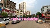 江西省上饶市余干县黄金埠镇街景,小镇规模和县城差不多