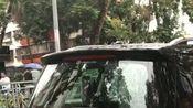 香港大佬的奔驰g63,挂两个车牌的车就是不一样