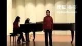许海霞演唱《我为共产主义把青春贡献》2006年12月山西孝义民歌手许海霞就读中国音乐学院期末考试演唱