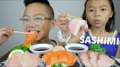 【N.e】寿司生鱼片,三文鱼生鱼片,滨崎步生鱼片,东东生鱼片,我们吃吧(2020年3月22日9时52分)