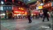 延时拍摄贵州黔西南州兴义市:车流爆满,越来越有大城市的范儿了