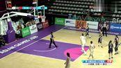 正直播亚运会女篮小组赛:中国队VS蒙古,刘佳岑漂亮转身2分命中