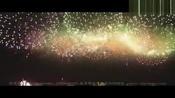 创世纪大型焰火表演(泰国水面焰火)