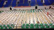 江西师范高等专科学校450人集体十八式