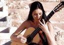 头发最长的美女吉他手Isabel Martinez:Walton Bagatelle No. 3