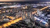 高清航拍,空中俯瞰美丽的黑龙江油城,大庆美景!