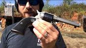 鲁格转轮手枪,采用.22lr小口径弹药供弹,后坐力真小
