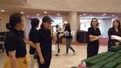 在日华侨华人创美协会2019国庆晚宴花艺制作