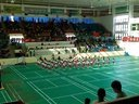2014云南农业大学外语学院排舞比赛