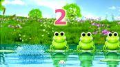 数字儿歌 1至10 Numbers Song 1-10 | Little Baby Bum 官方视频