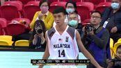 2021年亚洲杯预选赛:中国台北vs马来西亚第3节