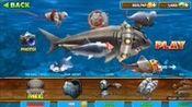 新的更新,游戏中的新巨齿鲨!-饥饿鲨鱼进化 1