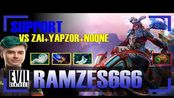 Ramzes - Disruptor Offlane | SUPPORT | vs YapzOr + zai - Noone | Dota 2 Pro MMR
