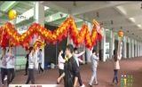 [第一时间-辽宁]浙大首开舞龙舞狮课 近200名学生报名选修