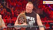 WWE回顾:李科学挑衅大步反被教训一顿,兰迪奥顿赛后RKO麦金泰尔