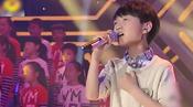 中国新声代13岁吕兴阳一首《时间都去哪儿了》唱哭了全场观众