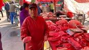 山东猪肉价格连降7元,现在多少钱一斤?卖肉大姨告诉你最新价格