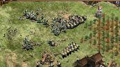 【帝国时代2】蒙古大军入侵波斯反遭重兵包围,危急时刻,谁说败局已定?