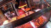 在陕西西安吃十九块钱的中式快餐,看看有什么好菜