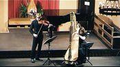 Winterreise Schubert_冬之旅,舒伯特_中提琴竖琴合奏改编_Benjamin Beck 2012